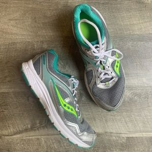 Saucony Cohesion running shoes size 10